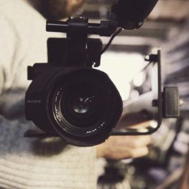 overcome your fear of making video