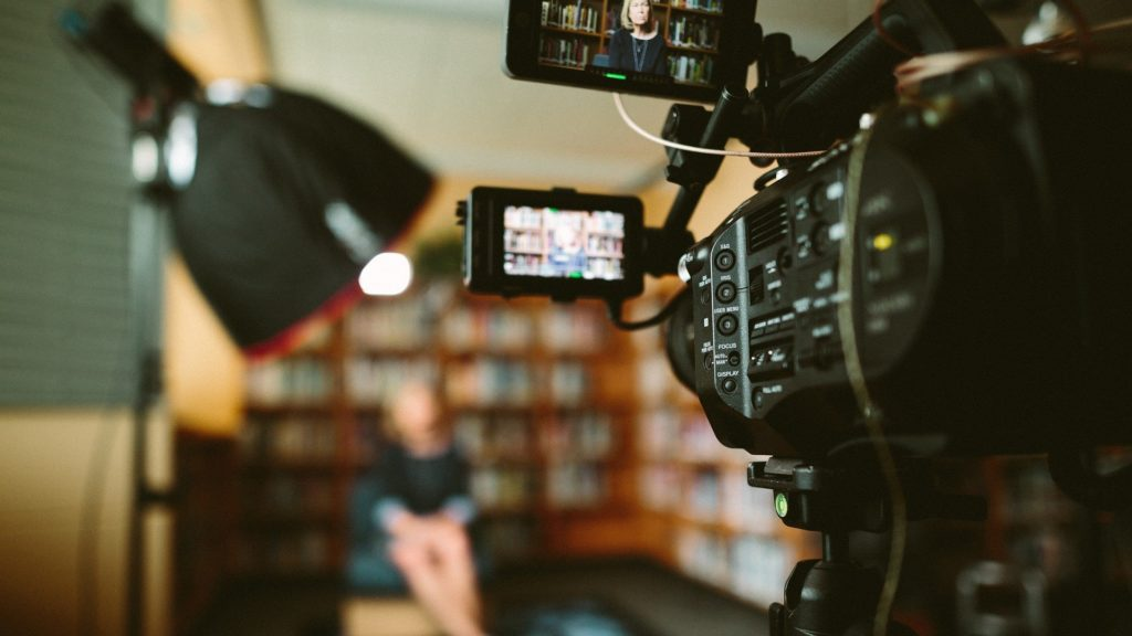 overcome the fear of making videos
