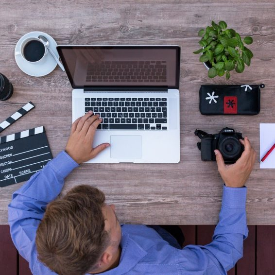 how to make your first youtube video